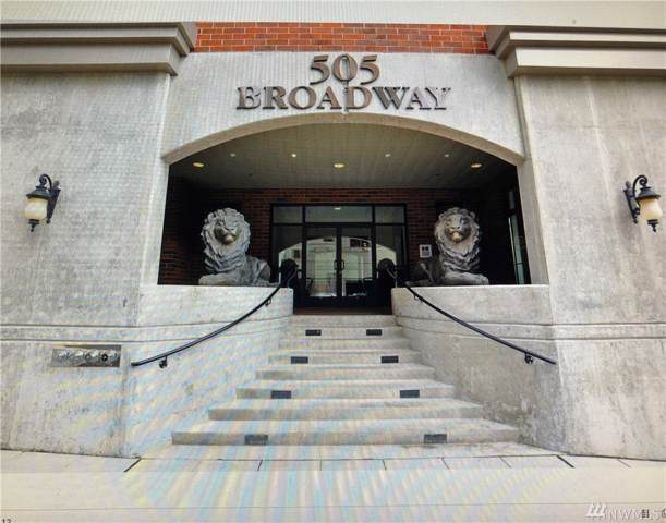 505 Broadway #500, Tacoma, WA 98402 (#1530697) :: Crutcher Dennis - My Puget Sound Homes