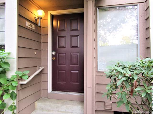 8407 18th Ave W 1-103, Everett, WA 98204 (#1532273) :: Crutcher Dennis - My Puget Sound Homes