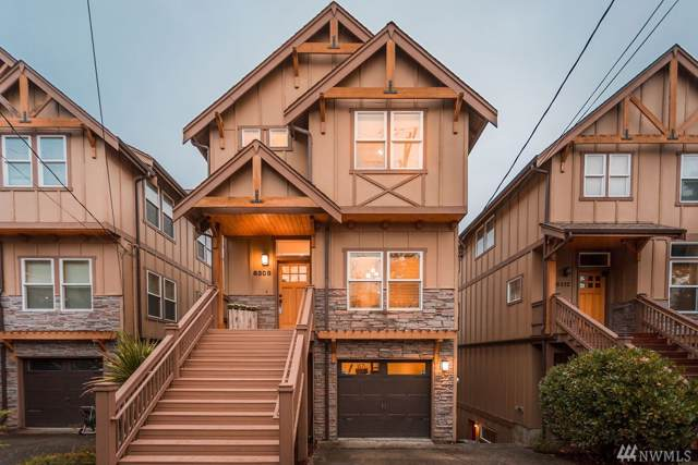 8308 S 124th St, Seattle, WA 98178 (#1532513) :: Real Estate Solutions Group