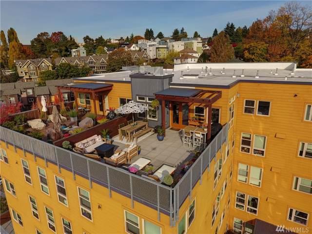 827 Hiawatha Place S #604, Seattle, WA 98144 (#1533587) :: Liv Real Estate Group