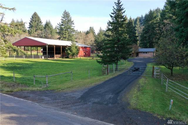 1476 King Rd, Winlock, WA 98596 (#1536278) :: Keller Williams Western Realty