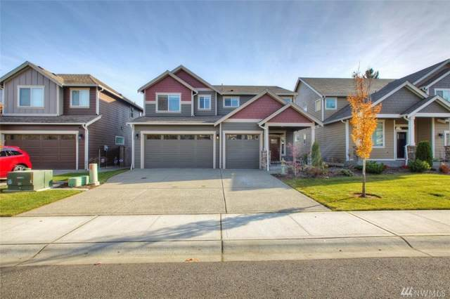 12809 60th Ave E, Puyallup, WA 98373 (#1537165) :: Mary Van Real Estate