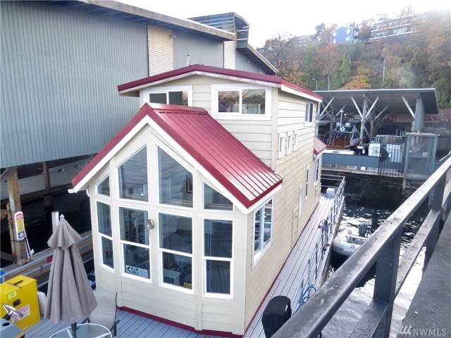 2706 Westlake Ave N #76, Seattle, WA 98109 (#1538897) :: Record Real Estate