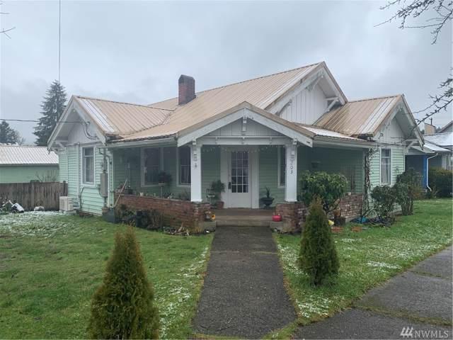 203 W 4th St, Pe Ell, WA 98572 (#1540155) :: KW North Seattle