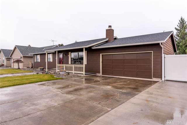126 N St SW, Quincy, WA 98848 (#1540200) :: Record Real Estate