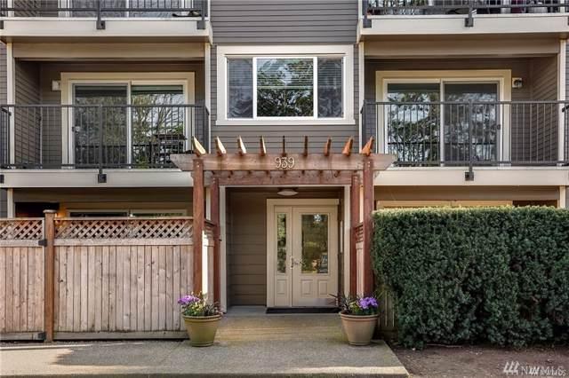 939 N 101st St #103, Seattle, WA 98133 (#1541155) :: Pickett Street Properties
