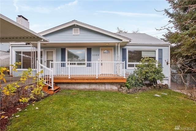 2308 NE 30th St, Bremerton, WA 98310 (#1541505) :: Mike & Sandi Nelson Real Estate