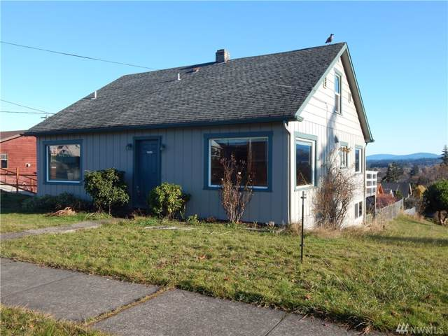 521 S C Street, Port Angeles, WA 98363 (#1542408) :: Crutcher Dennis - My Puget Sound Homes