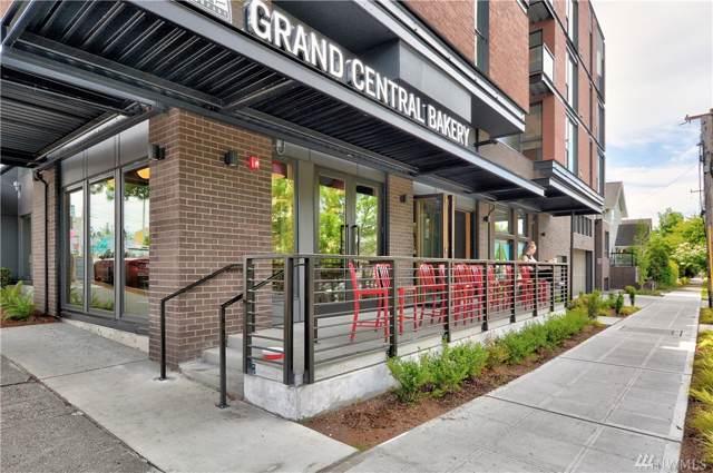 1601 N 45th St #207, Seattle, WA 98103 (#1543625) :: Crutcher Dennis - My Puget Sound Homes