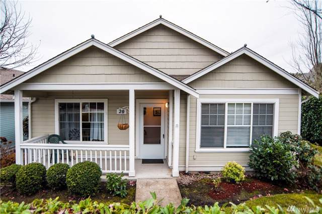 161 W Whidbey Ave #20, Oak Harbor, WA 98277 (#1546170) :: Hauer Home Team