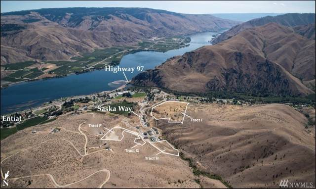 0 Tract I: Silico Wy, Entiat, WA 98822 (MLS #1547622) :: Nick McLean Real Estate Group