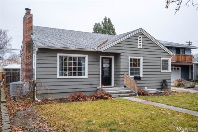 509 Pioneer Dr, Wenatchee, WA 98801 (#1547675) :: McAuley Homes