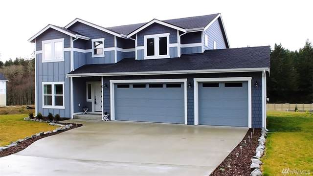 60 E Eugenia Place, Allyn, WA 98524 (#1547980) :: NW Home Experts