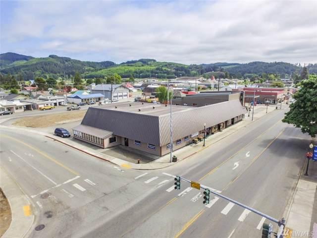 81 N Forks Ave, Forks, WA 98331 (#1549047) :: Keller Williams Western Realty