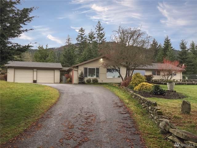 3682 Mt. Pleasant Rd, Port Angeles, WA 98362 (#1549237) :: Real Estate Solutions Group