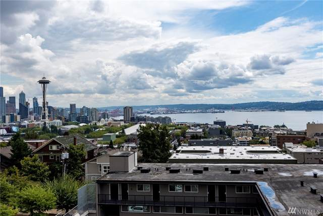 7 Highland Dr #303, Seattle, WA 98109 (#1549267) :: Ben Kinney Real Estate Team