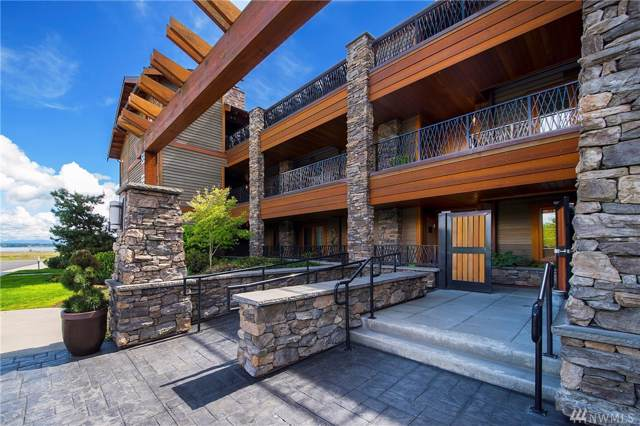 9525 Semiahmoo Pkwy #203, Blaine, WA 98230 (#1549861) :: Real Estate Solutions Group