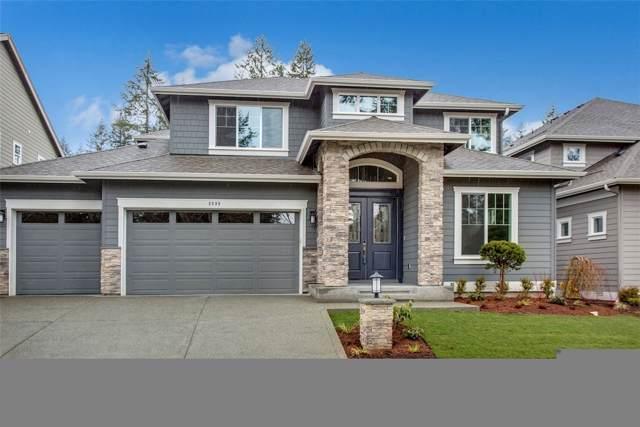 2760 241st Ave SE Lot17, Sammamish, WA 98075 (#1551104) :: Crutcher Dennis - My Puget Sound Homes