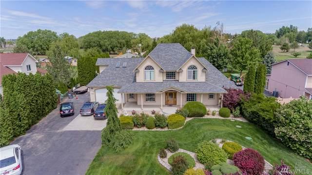 7322 Blue Goose Rd NE, Moses Lake, WA 98837 (MLS #1552312) :: Nick McLean Real Estate Group