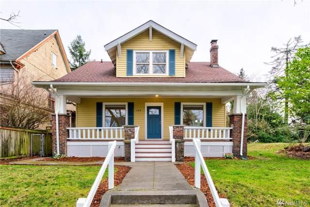 1109 S Grant Ave, Tacoma, WA 98405 (#1552856) :: The Shiflett Group