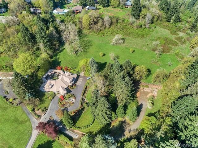 4016 NW Creekside Dr, Vancouver, WA 98685 (#1554323) :: Keller Williams Western Realty
