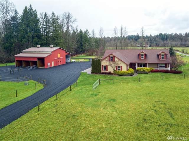 711 Gish Rd, Onalaska, WA 98570 (#1554464) :: The Kendra Todd Group at Keller Williams