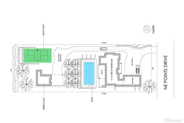 9018 Points Dr NE, Yarrow Point, WA 98004 (#1556535) :: Lucas Pinto Real Estate Group