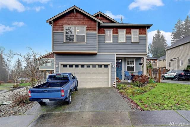 2814 93rd Place SE, Everett, WA 98028 (#1557011) :: Real Estate Solutions Group