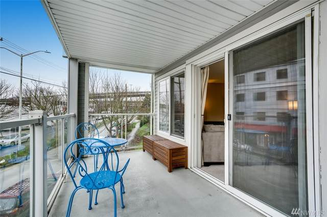 3318 30th Ave SW A203, Seattle, WA 98126 (#1558424) :: McAuley Homes
