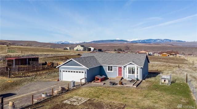 1311 Watt Canyon Rd, Thorp, WA 98946 (#1558427) :: The Kendra Todd Group at Keller Williams
