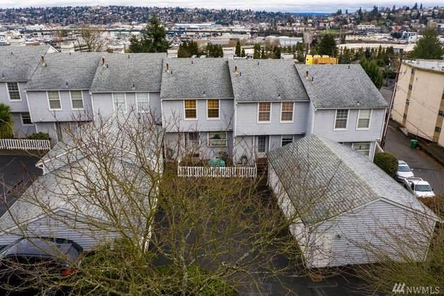 3802 25th Ave W 4G, Seattle, WA 98199 (#1561016) :: Beach & Blvd Real Estate Group