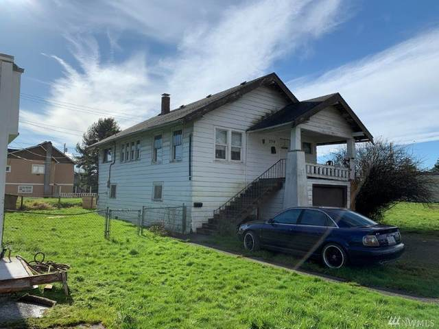 2318 Simpson Ave, Hoquiam, WA 98550 (#1562621) :: Northwest Home Team Realty, LLC