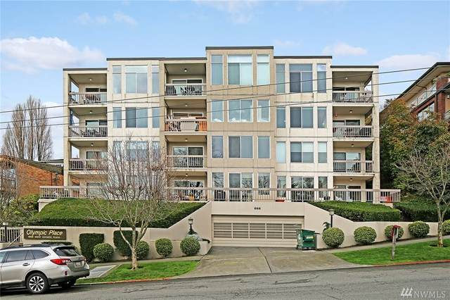 666 W Olympic Place #303, Seattle, WA 98119 (#1562774) :: Alchemy Real Estate