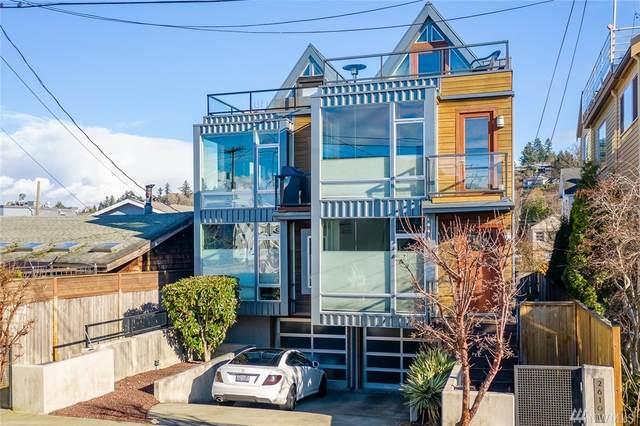 2610 Marine Ave SW B, Seattle, WA 98116 (#1563121) :: McAuley Homes