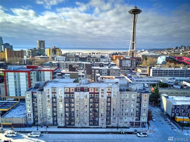 699 John St #708, Seattle, WA 98109 (#1564515) :: Costello Team