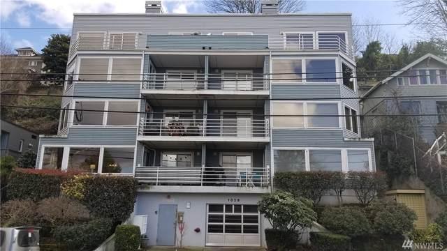 1028 Lakeview Blvd E #5, Seattle, WA 98102 (#1564563) :: Record Real Estate