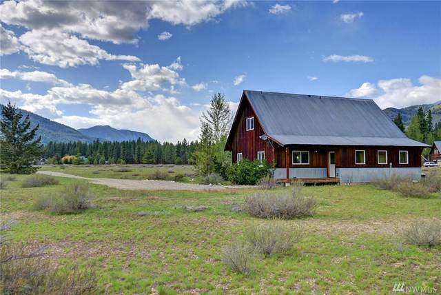 28 Cottonwood Dr, Winthrop, WA 98862 (#1564580) :: Better Homes and Gardens Real Estate McKenzie Group