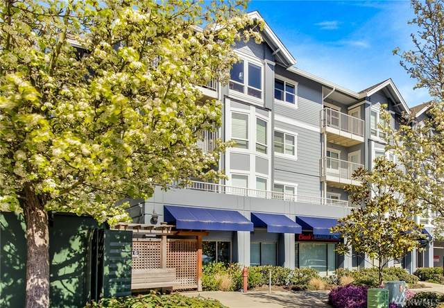 300 NE High School Rd #408, Bainbridge Island, WA 98110 (#1565947) :: Costello Team