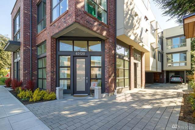 6312-B 32nd Ave NW, Seattle, WA 98107 (#1567300) :: Ben Kinney Real Estate Team