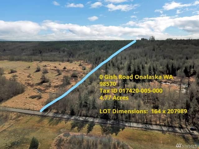 0 Gish Rd, Onalaska, WA 98570 (#1568329) :: Keller Williams Realty
