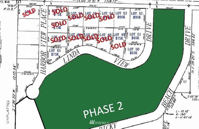 0 Lot 50 Linda View Drive, Port Ludlow, WA 98365 (MLS #1568807) :: Brantley Christianson Real Estate