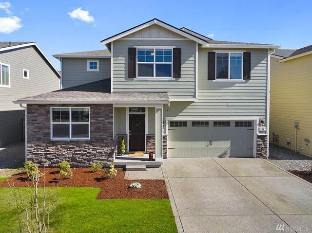 13807 66th Ave E, Puyallup, WA 98373 (#1571494) :: The Kendra Todd Group at Keller Williams