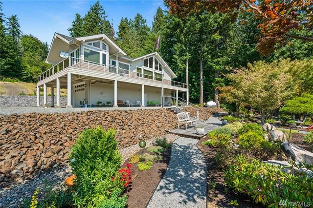 1602 Summit Lake Shore Road NW, Olympia, WA 98502 (#1573964) :: Ben Kinney Real Estate Team