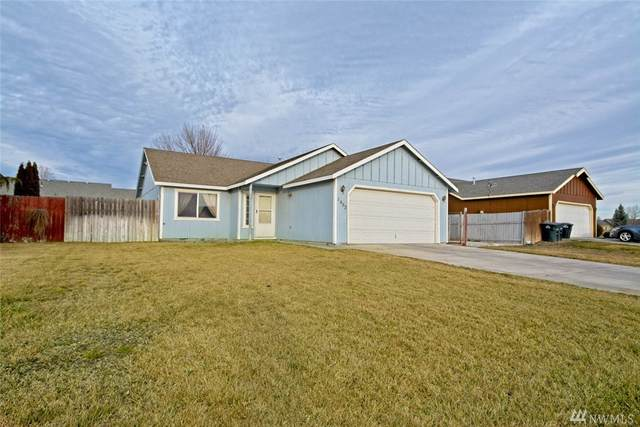 1453 S Cougar Dr, Moses Lake, WA 98837 (MLS #1574598) :: Nick McLean Real Estate Group