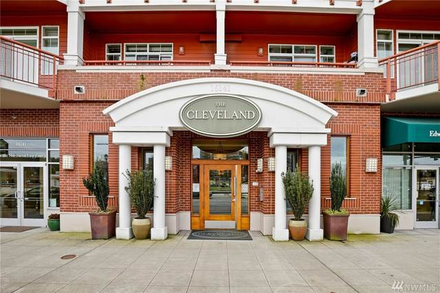 16141 Cleveland St #603, Redmond, WA 98052 (#1575748) :: Real Estate Solutions Group