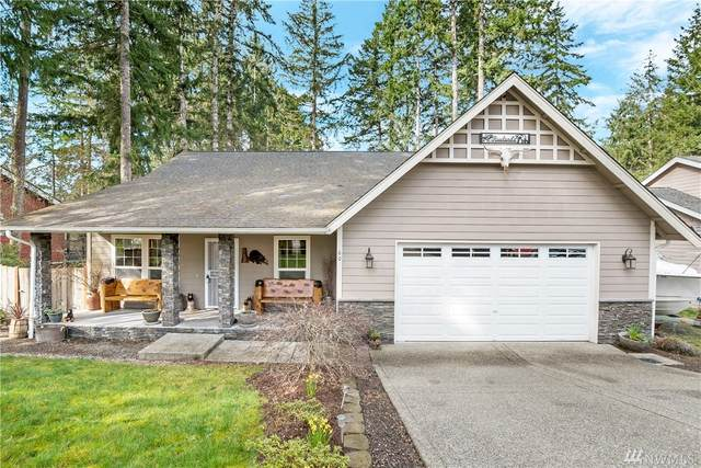 60 E Lake Forest Dr, Allyn, WA 98524 (#1576088) :: Tribeca NW Real Estate
