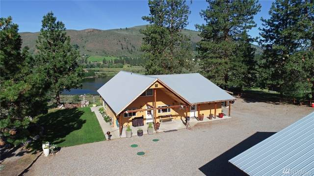 168 Twin Lakes Dr, Winthrop, WA 98862 (#1576287) :: The Kendra Todd Group at Keller Williams
