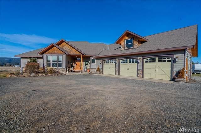 1671 Upper Peoh Point Rd, Cle Elum, WA 98922 (MLS #1577842) :: Nick McLean Real Estate Group