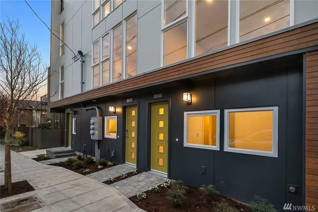 4223-B Fremont Ave N, Seattle, WA 98103 (#1578405) :: Beach & Blvd Real Estate Group