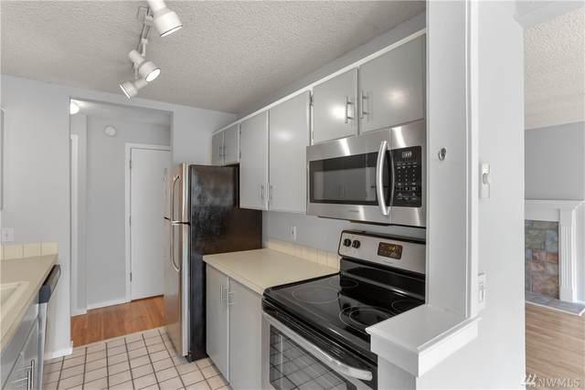 831 126th Place NE B107, Bellevue, WA 98005 (#1579565) :: McAuley Homes